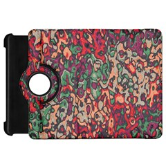 Color mix Kindle Fire HD Flip 360 Case
