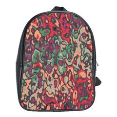 Color Mix School Bag (xl)