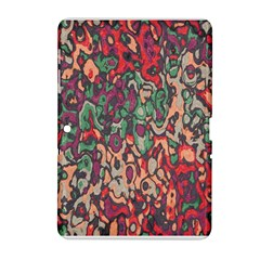 Color mix Samsung Galaxy Tab 2 (10.1 ) P5100 Hardshell Case