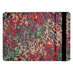 Color Mix Samsung Galaxy Tab Pro 12 2  Flip Case