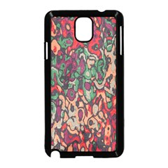 Color mix Samsung Galaxy Note 3 Neo Hardshell Case (Black)
