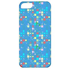 Colorful Squares Pattern Apple Iphone 5 Classic Hardshell Case