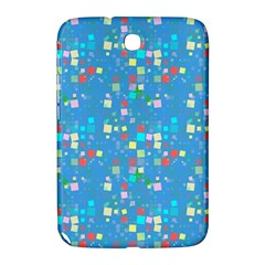 Colorful Squares Pattern Samsung Galaxy Note 8 0 N5100 Hardshell Case