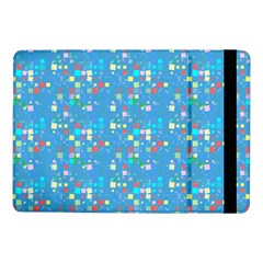Colorful squares pattern Samsung Galaxy Tab Pro 10.1  Flip Case