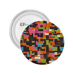 Colorful Pixels 2 25  Button