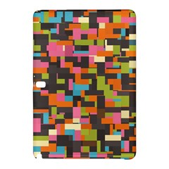 Colorful Pixels Samsung Galaxy Tab Pro 12 2 Hardshell Case