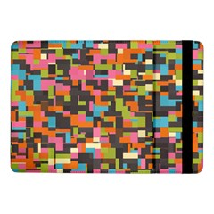 Colorful Pixels Samsung Galaxy Tab Pro 10 1  Flip Case