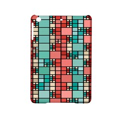 Red And Green Squares Apple Ipad Mini 2 Hardshell Case