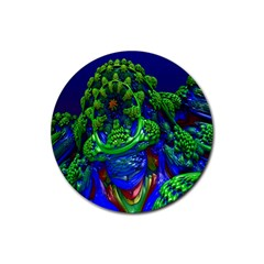 Abstract 1x Drink Coaster (Round)