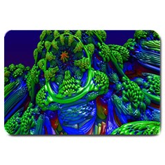 Abstract 1x Large Door Mat