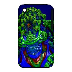 Abstract 1x Apple iPhone 3G/3GS Hardshell Case (PC+Silicone)