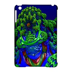 Abstract 1x Apple iPad Mini Hardshell Case (Compatible with Smart Cover)