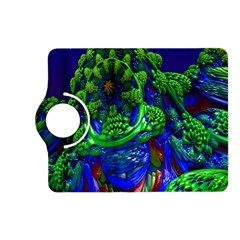 Abstract 1x Kindle Fire HD (2013) Flip 360 Case