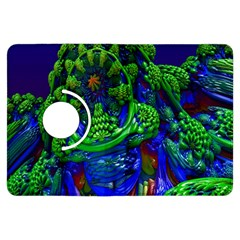 Abstract 1x Kindle Fire HDX Flip 360 Case
