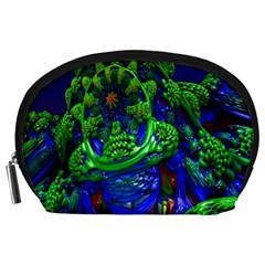Abstract 1x Accessory Pouch (large)