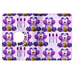 Fms Honey Bear With Spoons Kindle Fire HDX Flip 360 Case