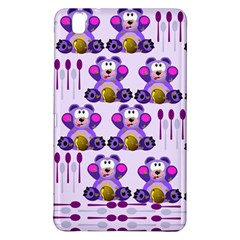 Fms Honey Bear With Spoons Samsung Galaxy Tab Pro 8.4 Hardshell Case