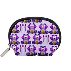 Fms Honey Bear With Spoons Accessory Pouch (Small)