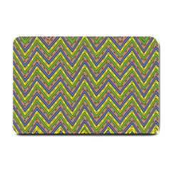 Zig Zag Pattern Small Doormat
