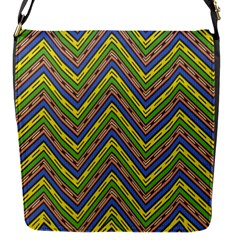 Zig Zag Pattern Removable Flap Cover (small)
