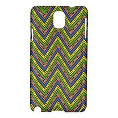 Zig Zag Pattern Samsung Galaxy Note 3 N9005 Hardshell Case