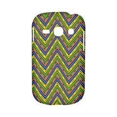 Zig zag pattern Samsung Galaxy S6810 Hardshell Case