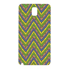 Zig zag pattern Samsung Galaxy Note 3 N9005 Hardshell Back Case
