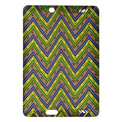 Zig zag pattern Kindle Fire HD (2013) Hardshell Case