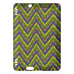 Zig Zag Pattern Kindle Fire Hdx Hardshell Case