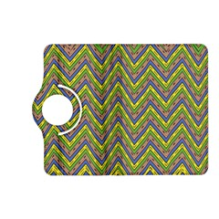 Zig zag pattern Kindle Fire HD (2013) Flip 360 Case