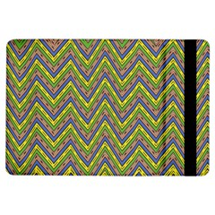 Zig zag pattern Apple iPad Air Flip Case