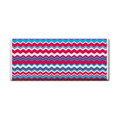 Waves Pattern Hand Towel