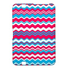 Waves pattern Kindle Fire HD 8.9  Hardshell Case