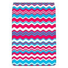 Waves Pattern Removable Flap Cover (large)