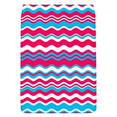 Waves Pattern Removable Flap Cover (small)