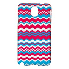Waves pattern Samsung Galaxy Note 3 N9005 Hardshell Case