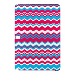 Waves pattern Samsung Galaxy Tab Pro 10.1 Hardshell Case
