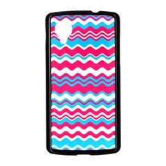 Waves pattern Google Nexus 5 Case (Black)