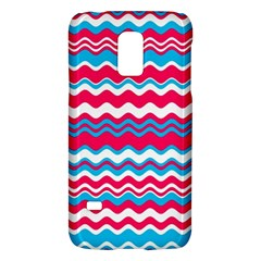 Waves pattern Samsung Galaxy S5 Mini Hardshell Case