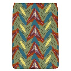 Shapes pattern Removable Flap Cover (Large)