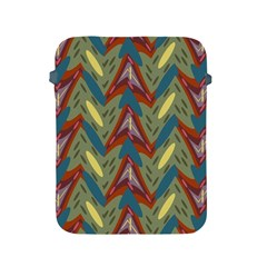 Shapes Pattern Apple Ipad 2/3/4 Protective Soft Case