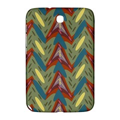 Shapes Pattern Samsung Galaxy Note 8 0 N5100 Hardshell Case