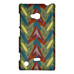 Shapes pattern Nokia Lumia 720 Hardshell Case