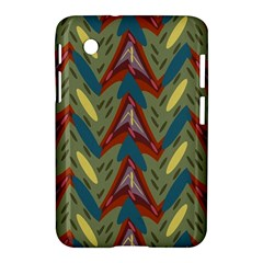 Shapes pattern Samsung Galaxy Tab 2 (7 ) P3100 Hardshell Case