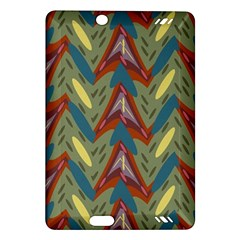 Shapes pattern Kindle Fire HD (2013) Hardshell Case