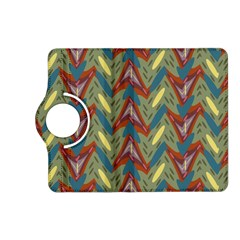 Shapes Pattern Kindle Fire Hd (2013) Flip 360 Case