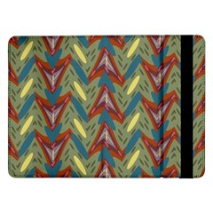 Shapes pattern Samsung Galaxy Tab Pro 12.2  Flip Case