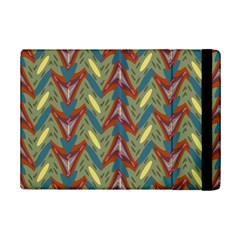 Shapes pattern Apple iPad Mini 2 Flip Case