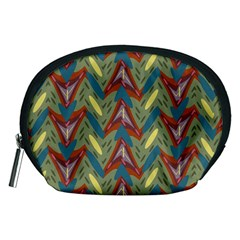 Shapes Pattern Accessory Pouch (medium)