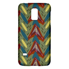 Shapes pattern Samsung Galaxy S5 Mini Hardshell Case